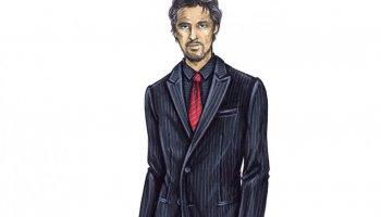 Al Pacino Returns To Broadway in Giorgio Armani