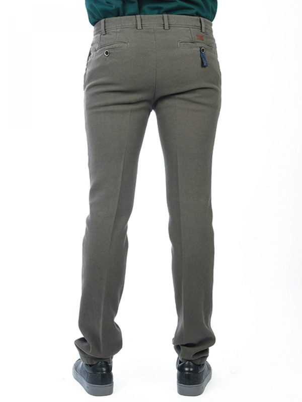PAUL&SHARK ΠΑΝΤΕΛΟΝΙ CHINO COMFORT TOUCH SHARK FIT ΧΑΚΙ