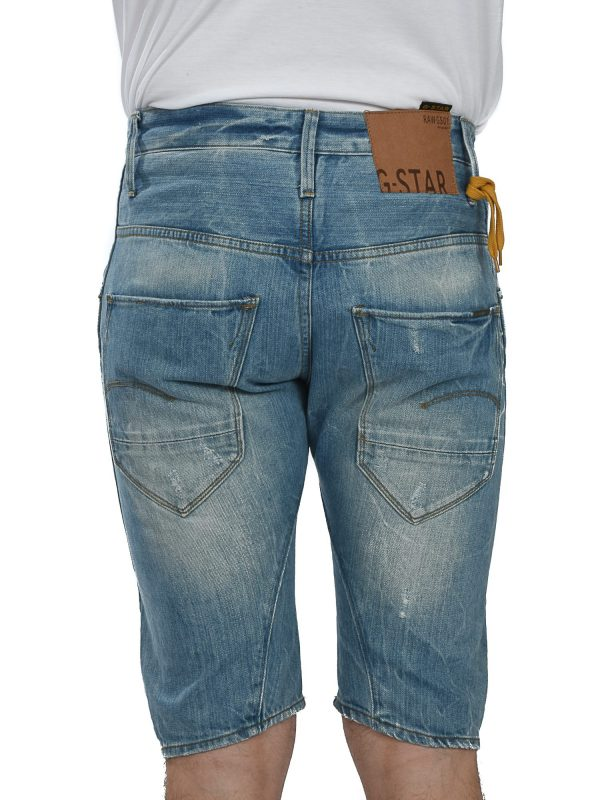 G-STAR ΒΕΡΜΟΥΔΑ JEANS ARC 3D LOOSE TAPERED