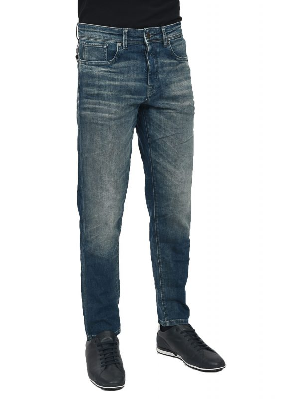 SELECTED ΠΑΝΤΕΛΟΝΙ JEANS TAPERED TOBY ΜΠΛΕ
