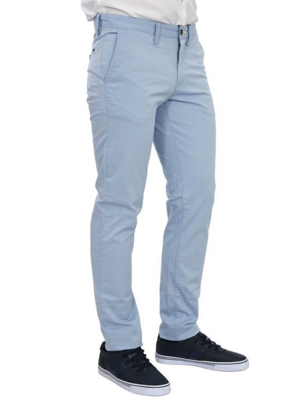 a51184ccf759 GANT MAN ΠΑΝΤΕΛΟΝΙ SLIM TWILL CHINO ΣΙΕΛ - 1500156 420 HAMPTONS BLUE ...