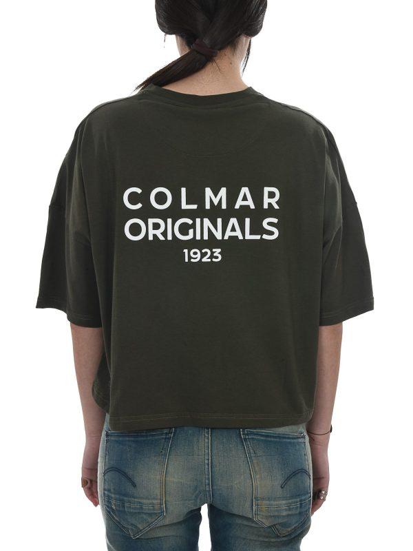 COLMAR T-SHIRT KM ΚΟΝΤΟ COLMAR ORIGINALS 1923 ΛΑΔΙ