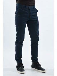 DORS ΠΑΝΤΕΛΟΝΙ CHINO TAPERED FIT ΜΠΛΕ
