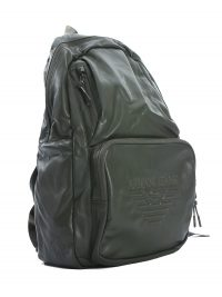 ARMANI JEANS ΤΣΑΝΤΑ BACKPACK ECOLEATHER ΛΑΔΙ