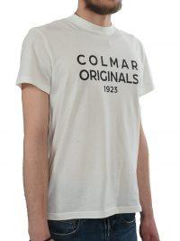 COLMAR T-SHIRT ΚΜ ORIGINALS 1923 ΥΠΟΛΕΥΚΟ