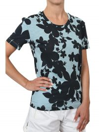 EMPORIO ARMANI T-SHIRT ΚΜ FLORAL BEΡΑΜΑΝ