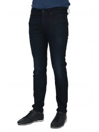 BOSS CASUAL ΠΑΝΤΕΛΟΝΙ JEANS TABER BC-P STEEP ΜΠΛΕ