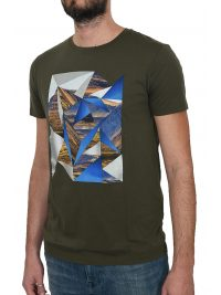 BOSS CASUAL T-SHIRT TEEDOG 3 ΛΑΔΙ
