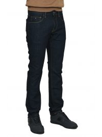 TOMMY HILFIGER ΠΑΝΤΕΛΟΝΙ JEANS DENTON STRAIGHT FIT STRETCH ΜΠΛΕ