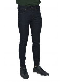 SELECTED ΠΑΝΤΕΛΟΝΙ JEANS SKINNY FIT STRETCH DENIM ΜΠΛΕ