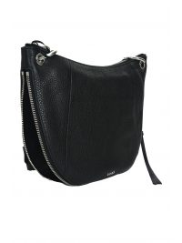 DKNY ΤΣΑΝΤΑ TOMPSON-CO HAND BAG BLK/SILVER