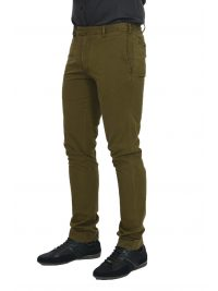 RALPH LAUREN ΠΑΝΤΕΛΟΝΙ CHINO STRETCH SLIM FIT ΛΑΔΙ