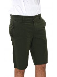 BOSS CASUAL ΒΕΡΜΟΥΔΑ CHINO SCHINO-REGULAR SHORT ΠΡΑΣΙΝΟ