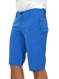 BOSS CASUAL ΒΕΡΜΟΥΔΑ CHINO SCHINO-REGULAR SHORT ΡΟΥΑ  ΜΠΛΕ