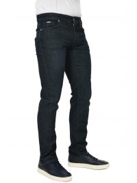 BOSS BUSINESS ΠΑΝΤΕΛΟΝΙ JEANS MAINE3 REGULAR FIT CANDIANI DENIM STRETCH ΜΠΛΕ