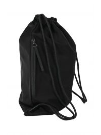 HUGO ΤΣΑΝΤΑ BACKPACK RECORD DRAWSTRING ΜΑΥΡΟ