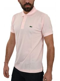 LACOSTE POLO CLASSIC FIT ΡΟΖ