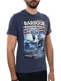 BARBOUR STEVE McQUEEN T-SHIRT ΛΙΛΑ