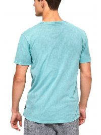 SUPERDRY T-SHIRT ΚΜ POCKET ΒΕΡΑΜΑΝ