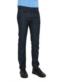 BOSS BUSINESS ΠΑΝΤΕΛΟΝΙ JEANS MAINE3 STRETCH  REGULAR FIT ΜΠΛΕ