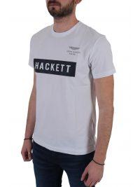 HACKETT T-SHIRT AMR ΛΕΥΚΟ
