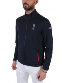 NORTH SAILS ΦΟΡΜΑ FULL ZIP 36TH AMERICAS CUP PRESENTED BY PRADA ΜΠΛΕ