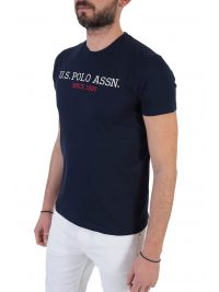 U.S. POLO ASSN T-SHIRT INSTITUTIONAL ΜΠΛΕ