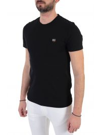 SUPERDRY T-SHIRT COLLECTIVE ΜΑΥΡΟ