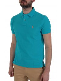 RALPH LAUREN POLO CUSTOM SLIM FIT  ΤΥΡΚΟΥΑΖ