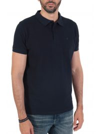 DORS POLO FINE TOUCH PIQUET MIDNIGHT ΜΠΛΕ