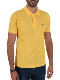 LACOSTE POLO CLASSIC FIT ΚΙΤΡΙΝΟ