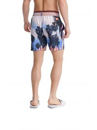 SUPERDRY ΜΑΓΙΩ STATE VOLLEY SWIM SHORT ΣΙΕΛ