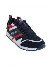 SUPERDRY ΠΑΠΟΥΤΣΙ SNEAKERS FERO RUNNER CORE ΜΠΛΕ
