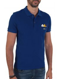 LACOSTE POLO UNISEX FRIENDS WITH YOU ΘΥΡΑΙΟΣ ΜΠΛΕ