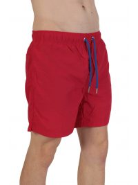 GANT ΜΑΓΙΩ BASIC SWIM SHORTS CLASSIC FIT ΚΟΚΚΙΝΟ
