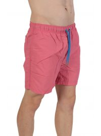 GANT ΜΑΓΙΩ BASIC SWIM SHORTS CLASSIC FIT ΡΟΖ