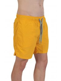 GANT ΜΑΓΙΩ BASIC SWIM SHORTS CLASSIC FIT ΚΙΤΡΙΝΟ