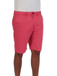 SUPERDRY ΒΕΡΜΟΥΔΑ INTERNATIONAL CHINO SHORT ΦΟΥΞΙΑ