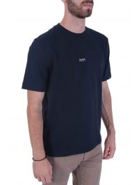 BOSS CASUAL T-SHIRT  TCHUP ΜΠΛΕ