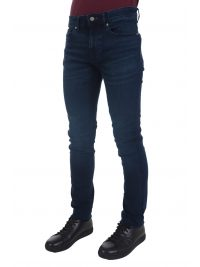 BOSS ΠΑΝΤΕΛΟΝΙ JEANS DELAWARE BC-L-P HOUSE SLIM FIT ΜΠΛΕ