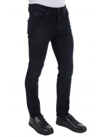 BOSS ΠΑΝΤΕΛΟΝΙ JEANS DELAWARE BC-L-P MIX SLIM FIT ΜΠΛΕ