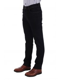 TRUSSARDI JEANS ΠΑΝΤΕΛΟΝΙ  JEANS 380 ICON T WILL DARK NIGHT SKY ΜΠΛΕ