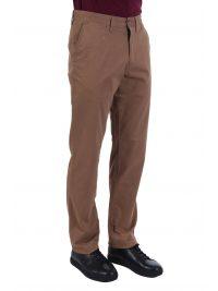 NAUTICA ΠΑΝΤΕΛΟΝΙ CHINO CLASSIC FIT STRETCH ΠΟΥΡΟ ΚΑΦΕ