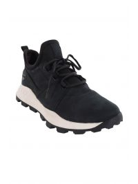 TIMBERLAND ΠΑΠΟΥΤΣΙ SNEAKERS BROOKLYN LACE OXFORD ΜΑΥΡΟ