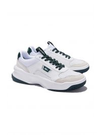 LACOSTE ΠΑΠΟΥΤΣΙΑ SNEAKERS ACE LIFT  LOGO ΠΡΑΣΙΝΟ-ΛΕΥΚΟ