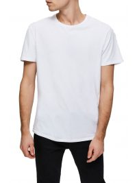 SELECTED STANDARDS T-SHIRT 3-PACK ORGANIC COTTON FLEXIBLE FIT ΛΕΥΚΟ