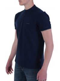 NAVY&GREEN POLO ΠΙΚΕ ΜΑΟ ΓΙΑΚΑ YOUNG LINE STRETCH ΜΠΛΕ