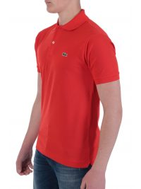 LACOSTE POLO CLASSIC FIT ΚΟΡΑΛΙ