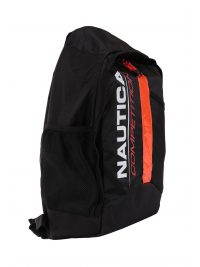 NAUTICA COMPETITION ΤΣΑΝΤΑ BACKPACK RAVEEN  ΜΑΥΡΟ
