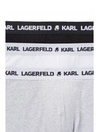 KARL LAGERFELD ΕΣΩΡΟΥΧΑ 3PACK TRUNKS MULTI